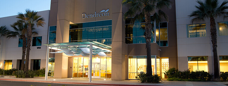 Dendreon corporate headquarters and immunotherapy manufacturing facility, Seal Beach, California.